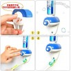 Auto Squeezing Toothpaste Device