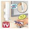 Touch N Brush Hands-Free Toothpaste Dispenser White