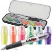 Twist-n-Shout Combo Highlighter/Ballpoint Set