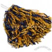 Royal Blue and Bright Gold Fast Track Poms