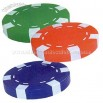 Casino Chip Shape Stress Reliever