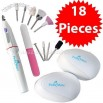 18PCS Home Pedicure / Foot Buddy / Pedi Mate As Seen On TV Products
