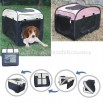 Pet Travel Soft Crate Dog Cage