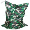 Camouflage Color Bean Bag