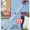Gopher Pick Up Tool And Reaching Tool As Seen On TV