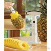Pineapple Slicer and Pineapple Peeler