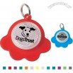 Paw Shaped Reflector ID tag