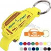 Race Car Shape Bottle and pop-top Can Opener KeyChain