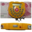 Calculator Vaccum Money Counter Keychain