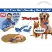 The True Self Cleaning Pet Brush