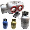 Gas Bottle Mini Speaker - Stereo FM Radio Audio Box