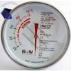 Thermocouple Two-metal Thermometer