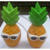 Pineapple Stress Ball wth sunglass