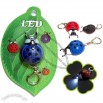 Ladybug Animal LED Keychain Light