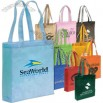 Reusable tote bag for shopping