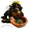 Jamaican Man Cigar Ashtray