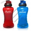34oz Poly Flip Cap Large Water Bottle