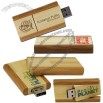 Bamboo Flip USB Flash Drive
