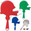 Rugby/Football Helmet Clapper