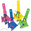 Tropical Fish Shape Hand Clappers