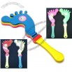 Foot Shape Plastic Noise Maker Hand Clapper
