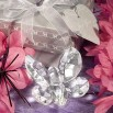 12 Choice Crystal Butterfly Favor Wedding Gift Favors