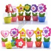 Assorted Flower Pot Placecard Holders
