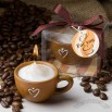 Coffee Candle Wedding & Shower Favors