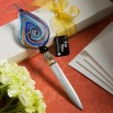Murano Glass Collection letter opener favors (multi-color)