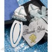Wedding Sailboat Bookmarks