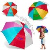 2011 new style convenient multifunction hat umbrella