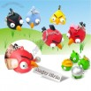 Angry Birds Poppin Peepers Keychain/Keyring