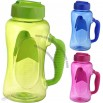 BPA Free 1000/1500ML Super Large Plastic Water Bottle with Handle