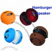 Mini Hamburger Speaker
