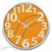 13-inch Wall Clock with Plastic Frame
