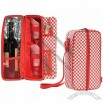 Gingam Solana Wine Carrier for Two