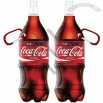 Coca Cola Collapsible Water Bottle with Carabiner