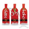 Holiday Bottle Tags - Cheers, Joy, HoHo