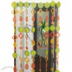 Cartoon Bird Deisgn PVC Door Curtain