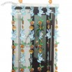 Cute Rabbit Design PVC Door Curtain