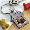 Dog House Key Chain