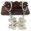 Mickey and Minnie Lovers Keychain for Valentine's Day Gifts