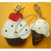 Food Keychains / Replica Key chains
