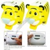 Tiger Shaped Digital Counter Money Coin Bank