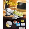 Energy Saving and Less force Stapler with Flat Clinch