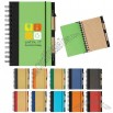 Hitgreen Spiral Notebook And Pen With Elastic Pen Loop And Elastic Band Closure