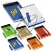 Eco Promotional Jotter with Die-Cut Pen - 3.5