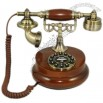 Antique Wooden Telephone