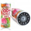 Fashionable Stylish Peach Drink Cup Style Wired Telephone