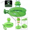 Unique Lovely Cartoon Frog Style Phones Green